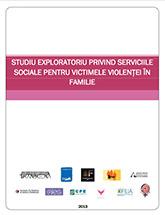 Studiu la nivel national servicii sociale violenta in familie decembrie 2013