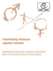 Study gender based violence EUROSTAT - scr