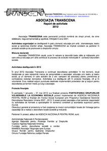 raport TSK 2012